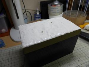 SD RX-78-2 ガンダム take.2 製作中!