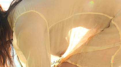 黒木桃子の着エロ画像7