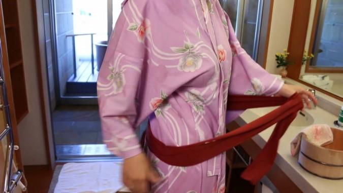 坂ノ上朝美 「混浴気分スペシャルバージョン」の着エロ画像5