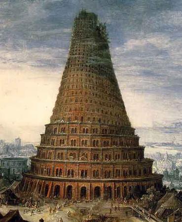 塔 バベル の