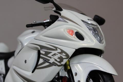WIT'S 1/12 スズキ GSX1300R 隼
