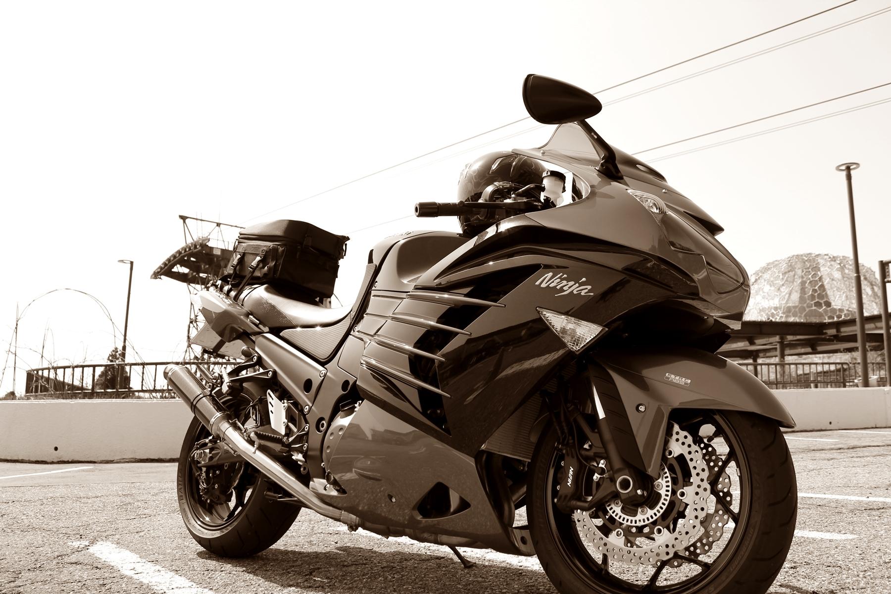 バイク盗難............