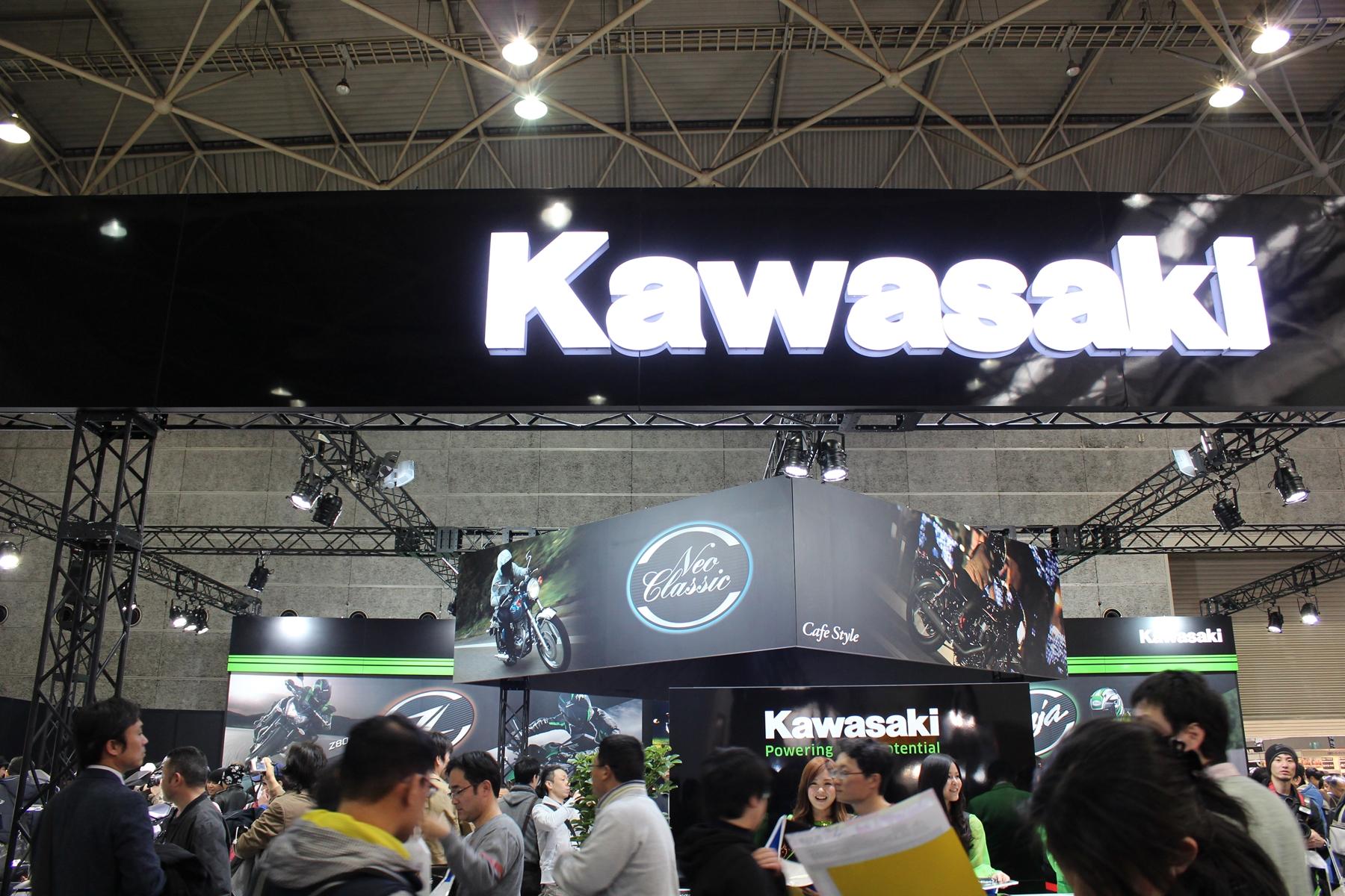 2014 大阪モーターサイクルショー