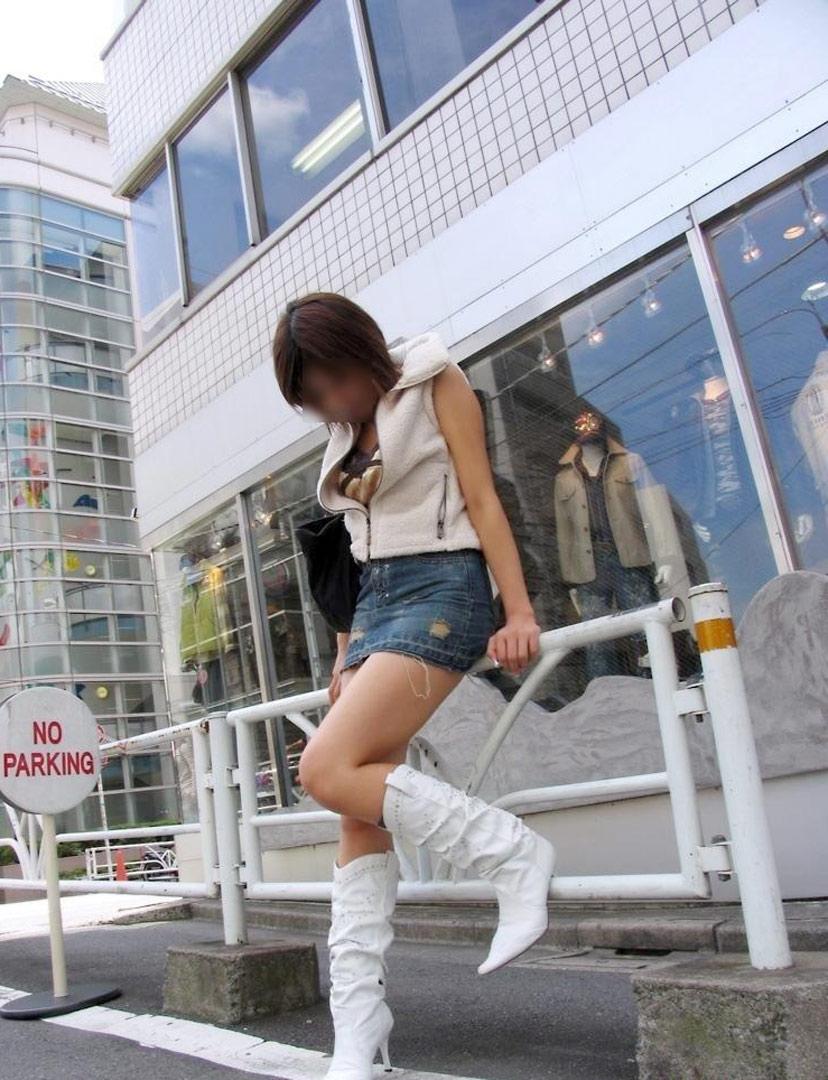 歩きエロ4