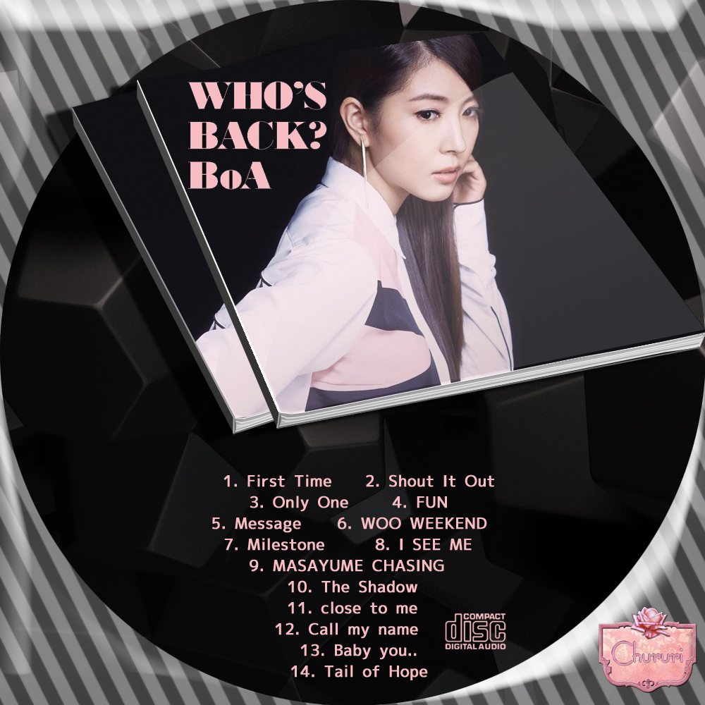 Call Out My Name By The Weekend: カッチカジャ☆韓国Drama・OST♪Label☆ BoA WHO'S BACK?