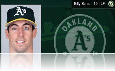 Billy Burns 20140309