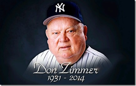 Don Zimmer Jun. 08 19.19