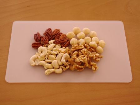 4種のナッツのふんわりチョコブラウニー02