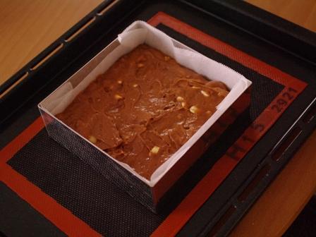 4種のナッツのふんわりチョコブラウニー08