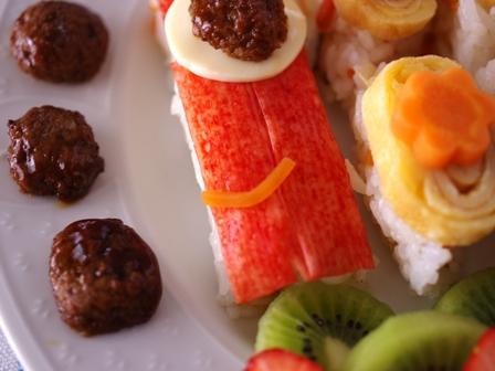 こどもの日こいのぼり寿司01