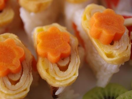 こどもの日こいのぼり寿司02