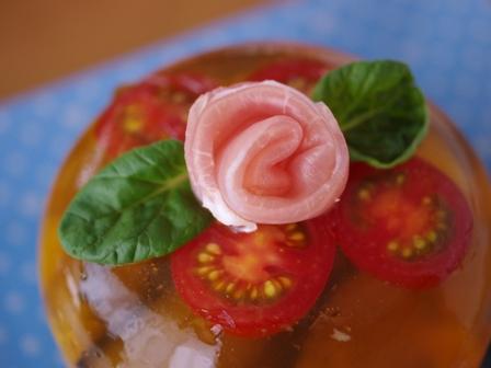 野菜のコンソメゼリー04