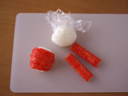 どんと一皿カービィ寿司01