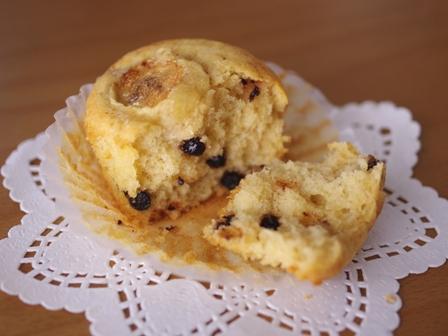 ホットケーキミックスでつくるバナナチョコの簡単カップケーキ07