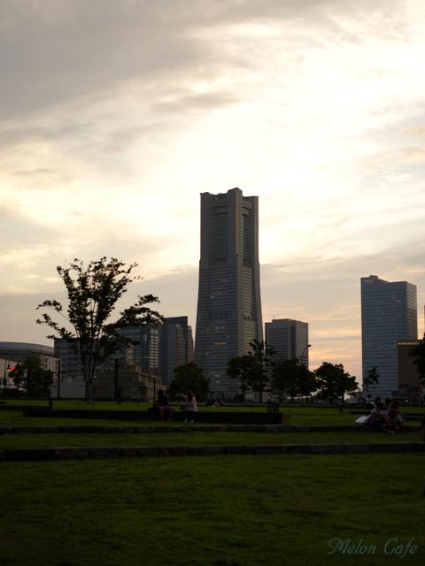 横浜写真みなとみらい06ランドマークタワー