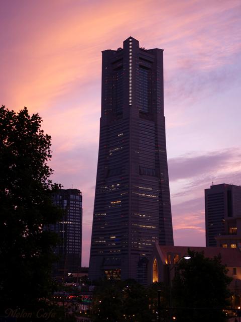 横浜写真みなとみらい05ランドマークタワー