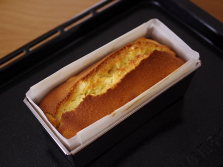 やさしい甘さりんごのパウンドケーキ05