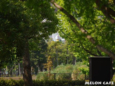 Miraikan20140426MelonCafe08GUNDAMdivercitytokyoplaza.jpg