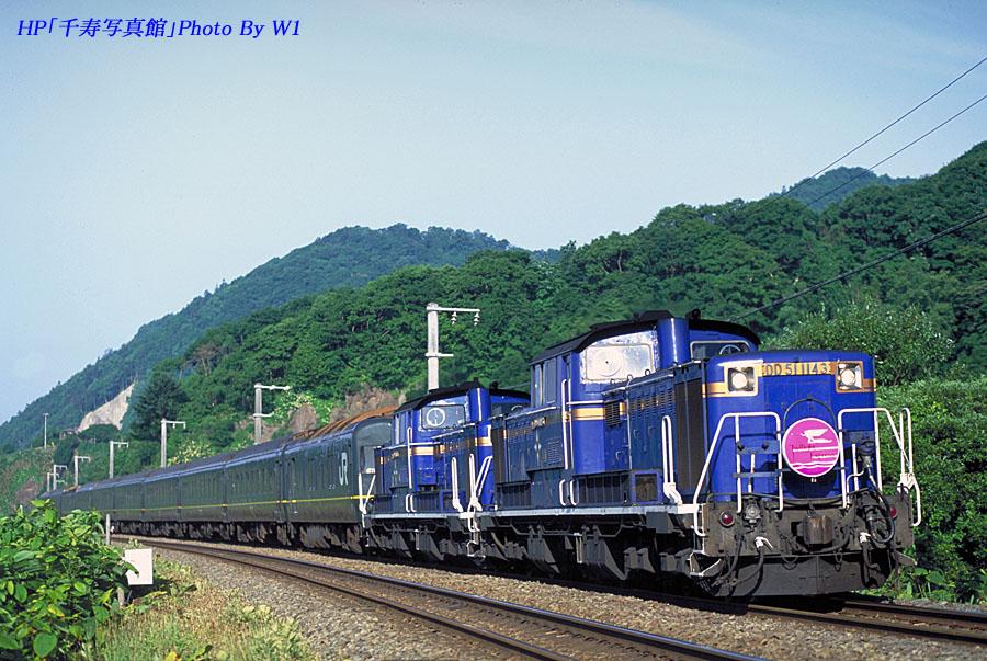 02年6月8001列車(1)