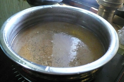 making triphala