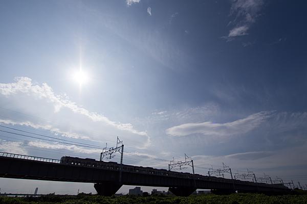 庄内川橋梁-1