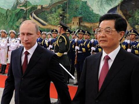 ロシア・中国