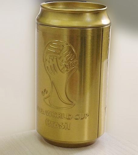 (黄金の缶)