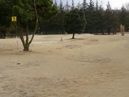 小山パークゴルフコース (9)
