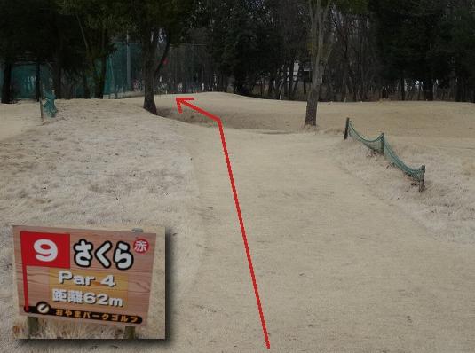 小山パークゴルフコース (17)