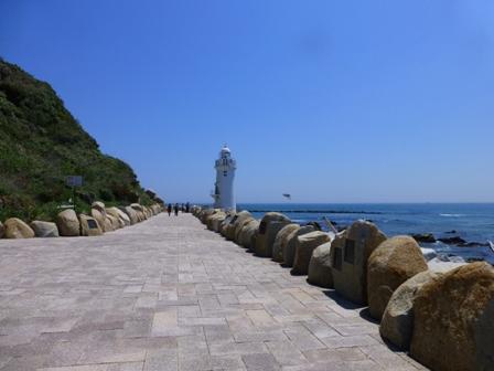 伊良湖岬灯台8