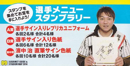 2甲子園阪神読売45