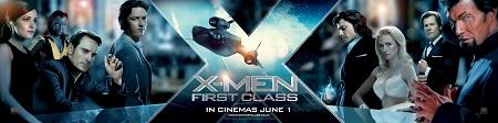 X-MEN:ファースト・ジェネレーション1