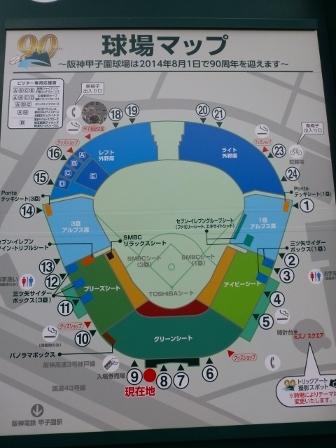 阪神広島8