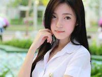 タイのキュート&セクシーな女子学生の画像特集