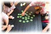 2014-07-13 親子ゲーム会:イチゴリラ