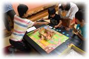 2014-07-13 親子ゲーム会:えさはどこ?