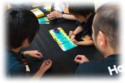 2014-07-13 親子ゲーム会:おさかなクン