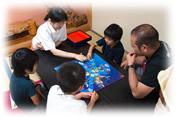 2014-07-13 親子ゲーム会:魔女の塔