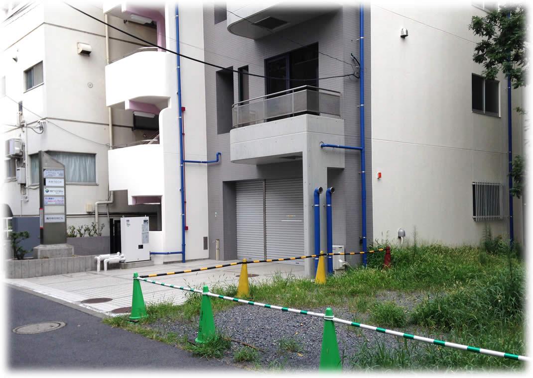 新店舗への道のり3 新店舗ビル