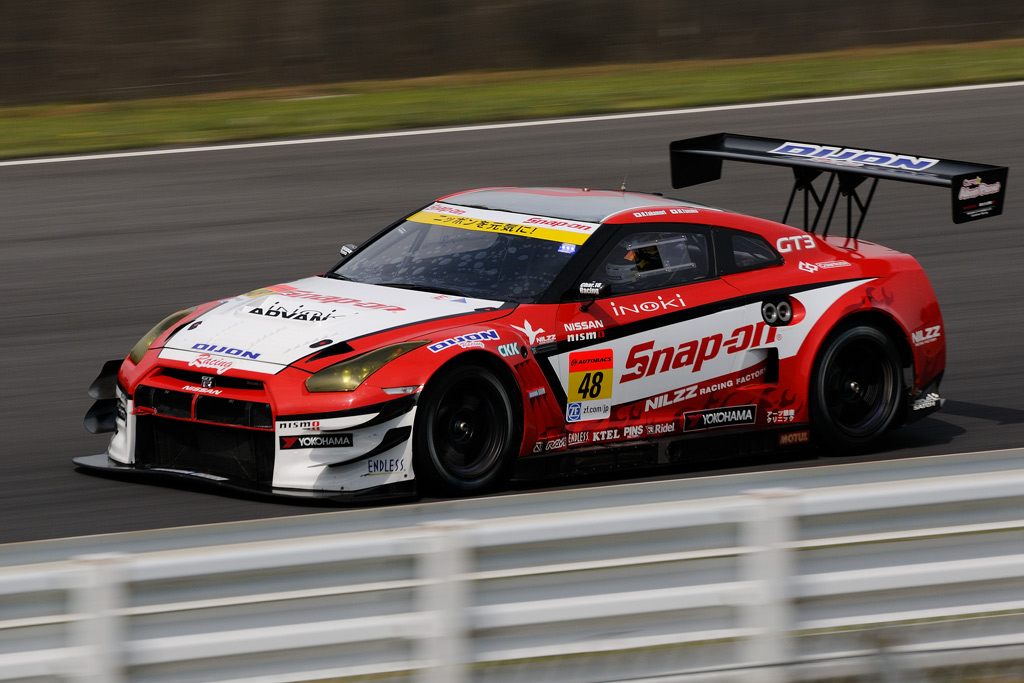 Snap-on DIJON Racing GT-R