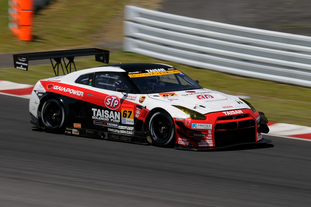 STP タイサン GAIA POWER GT-R