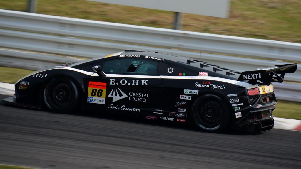 クリスタルクロコ ランボルギーニ GT3