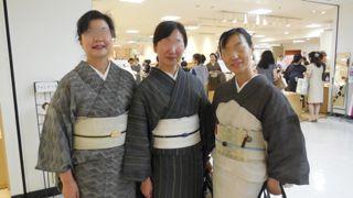 由紀子さん、リコさん、香子さん