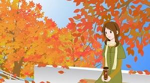 秋の夜長を持て余す。