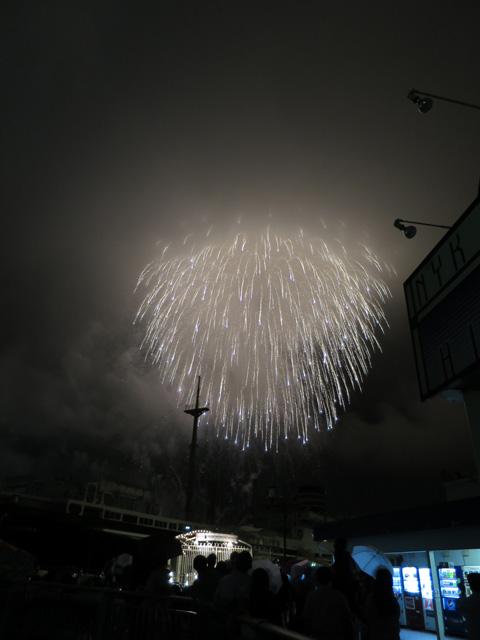 スパークリング花火2014