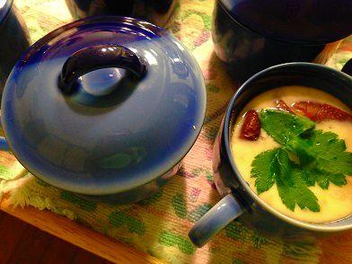 茶碗蒸し、
